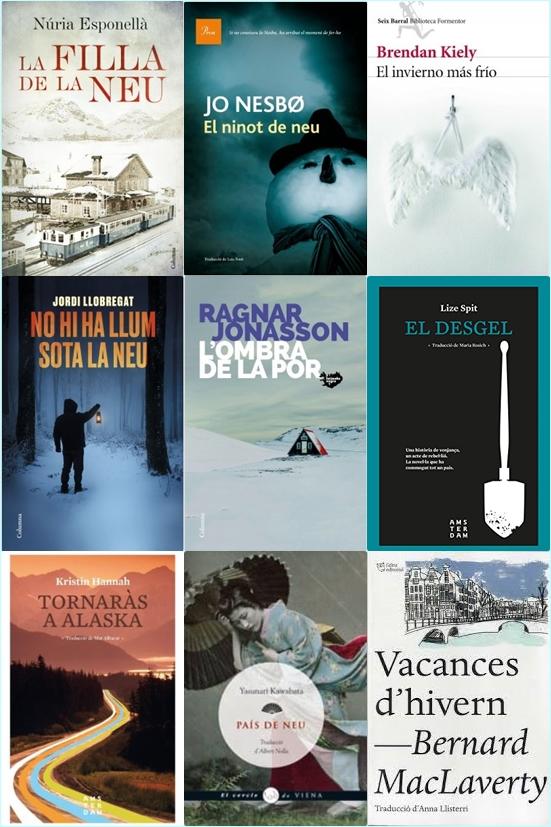 Llibres freds